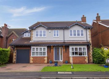 Thumbnail 5 bed detached house for sale in Endeavour Close, Hartlepool, Durham