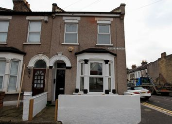 Thumbnail 5 bedroom end terrace house for sale in Wragby Road, Leytonstone