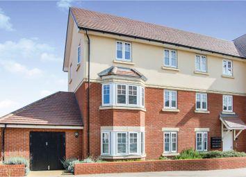 Thumbnail 2 bed flat for sale in Danegeld Avenue, Great Denham, Bedford