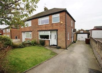 Thumbnail 3 bed semi-detached house for sale in Owlcotes Road, Pudsey
