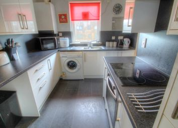 Thumbnail 2 bed flat for sale in Willowpark Crescent, Aberdeen