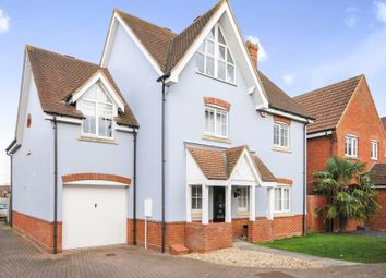 Thumbnail 5 bedroom detached house for sale in Grantham Avenue, Great Notley, Braintree