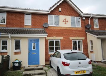 Thumbnail 3 bed terraced house for sale in Falcon Road, Wrexham