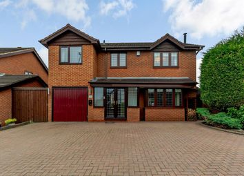 4 bed detached house for sale in Calder Drive, Sutton Coldfield B76