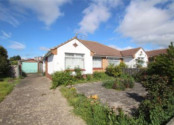 Thumbnail 2 bed semi-detached bungalow for sale in Upper Boundstone Lane, North Lancing, West Sussex