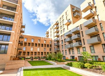 Thumbnail 1 bed property for sale in Dunnock House, 21 Moorhen Drive, London