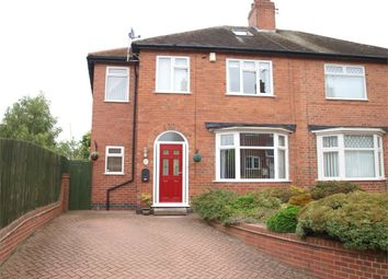 Thumbnail 5 bed semi-detached house for sale in Berry Hedge Lane, Burton-On-Trent, Staffordshire