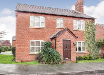 4 bed detached house for sale in Norlands Park, Widnes WA8