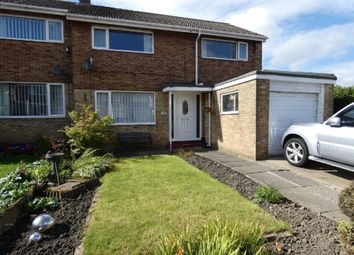 Thumbnail 3 bed end terrace house for sale in St. Davids Close, Spennymoor