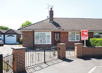 Thumbnail 3 bedroom semi-detached bungalow for sale in Village Way, Farndon, Newark