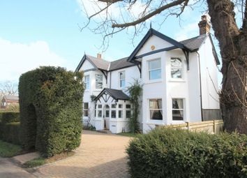 Thumbnail 4 bed detached house for sale in Smithy Lane, Lower Kingswood, Tadworth
