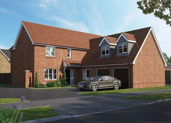 Thumbnail 5 bed detached house for sale in The Nailsworth, Chapel End Road, Houghton Conquest