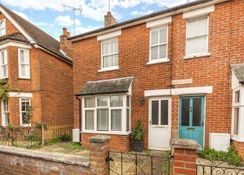 Thumbnail 3 bed semi-detached house for sale in Kingsland Road, Alton, Hampshire