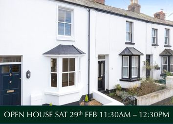 Thumbnail 2 bed terraced house for sale in Longmeadow Road, Lympstone, Exmouth