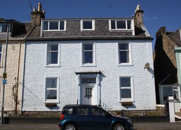 Thumbnail 3 bed flat for sale in 2 Mackinlay Street, Rothesay, Isle Of Bute