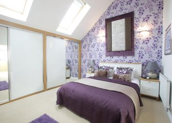 """Thumbnail 3 bed semi-detached house for sale in """"Plot 277 - The Scotney"""" at Park Road, Keynsham, Bristol"""