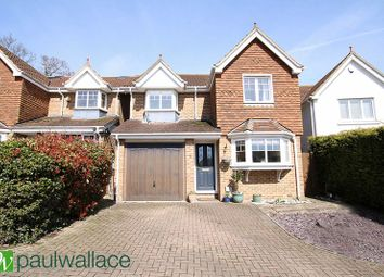 Thumbnail 4 bed detached house for sale in Hobby Horse Close, Cheshunt, Waltham Cross