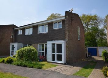 Thumbnail 3 bed semi-detached house for sale in Meadow Way, Heathfield, East Sussex