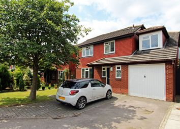 Thumbnail 4 bed detached house for sale in Brooklynn Close, Waltham Chase, Southampton