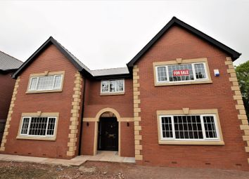 Thumbnail 5 bed detached house for sale in Cardiff Road, Creigiau, Cardiff