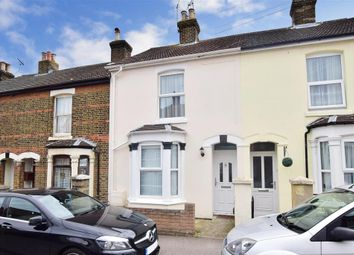 Thumbnail 3 bedroom terraced house for sale in Station Road, Newington, Sittingbourne, Kent