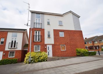 Thumbnail 1 bed flat for sale in Lock Keepers Way, Hanley, Stoke-On-Trent