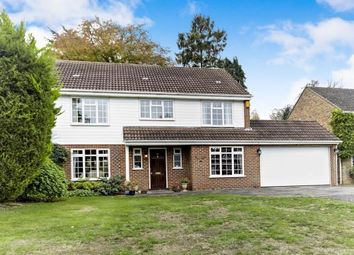 Thumbnail 4 bed detached house for sale in Fairways, Kenley, Surrey, .