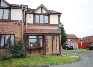 Thumbnail 2 bedroom semi-detached house to rent in Matlock Close, Great Sankey, Warrington