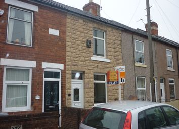 Thumbnail 3 bed terraced house to rent in Vernon Road, Kirkby-In-Ashfield, Nottingham