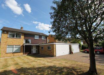 Thumbnail 4 bed detached house for sale in Chambersbury Lane, Leverstock Green, Hemel Hempstead