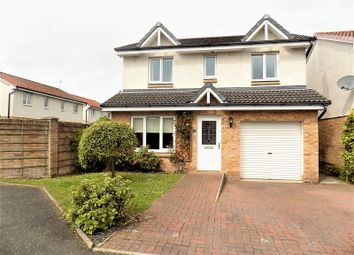 Thumbnail 4 bed detached house for sale in Harvie Gardens, Armadale, Bathgate