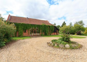 Thumbnail 5 bedroom barn conversion for sale in Themelthorpe, Dereham