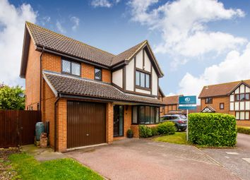 Thumbnail 4 bedroom detached house for sale in Ramerick Gardens, Arlesey
