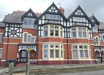 Thumbnail 3 bed flat to rent in Woodland Road West, Colwyn Bay