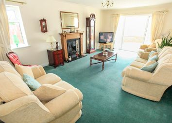 Thumbnail 3 bedroom detached bungalow for sale in The Rides, Langtoft, Peterborough