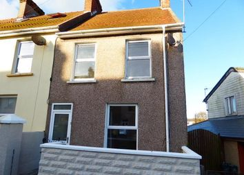 Thumbnail 2 bed end terrace house to rent in Vicary Street, Milford Haven