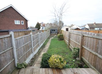 Thumbnail 2 bed terraced house for sale in Baddow Road, Chelmsford