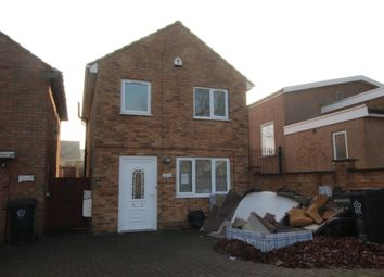 Thumbnail 3 bed detached house for sale in Braunstone Avenue, Leicester