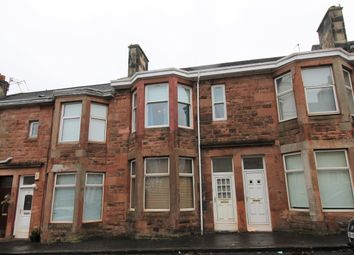 Thumbnail 2 bedroom flat for sale in Bute Street, Coatbridge