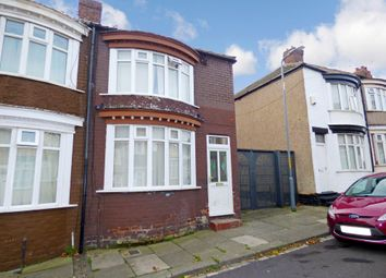 Thumbnail 2 bed terraced house for sale in Norcliffe Street, Middlesbrough