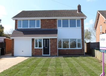 Thumbnail 4 bed detached house for sale in Elizabeth Way, Thurlby