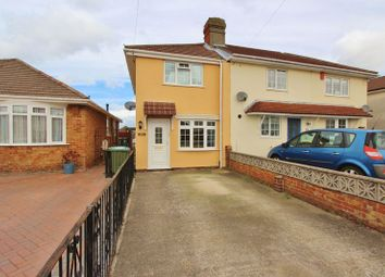 Thumbnail 3 bedroom end terrace house for sale in North East Road, Southampton