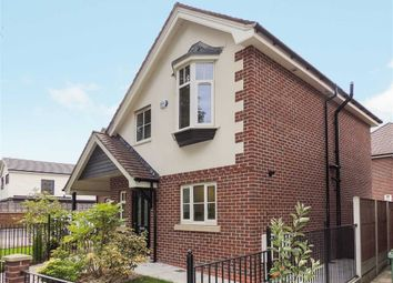 Thumbnail 3 bed semi-detached house for sale in Compstall Road, Romiley, Stockport
