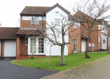 Thumbnail 3 bed property to rent in Higgs Court, Loughton, Milton Keynes