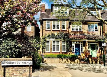 Brookwood Avenue, London SW13. 4 bed semi-detached house for sale