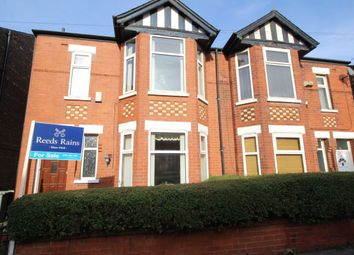 Thumbnail 3 bed semi-detached house for sale in Railway Road, Stretford, Manchester