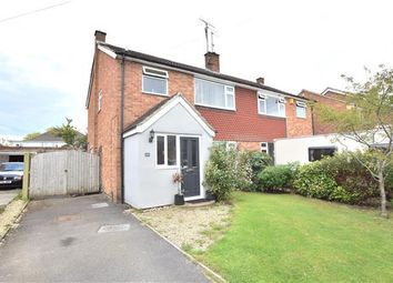 Thumbnail 3 bed semi-detached house for sale in Oak Manor Drive, Cheltenham, Gloucestershire