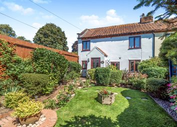 Thumbnail 2 bed property for sale in The Street, Billingford, Dereham