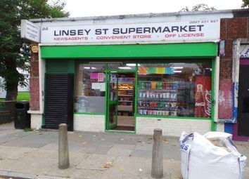 Thumbnail Retail premises for sale in Linsey Street, Bermondsey, Tower Bridge