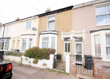 Thumbnail 2 bed terraced house for sale in Mortimore Road, Gosport